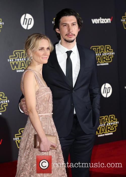 Joanne Tucker and Adam Driver 2