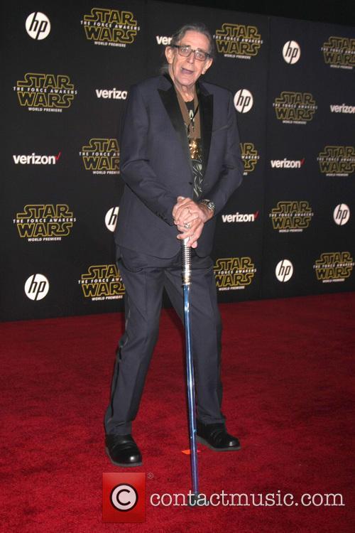Star Wars - The Force Awakens World Premiere