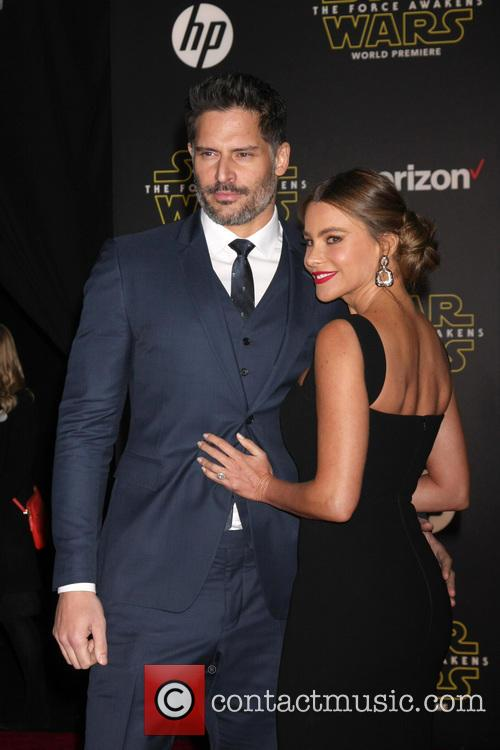 Joe Manganiello and Sofia Vergara 1