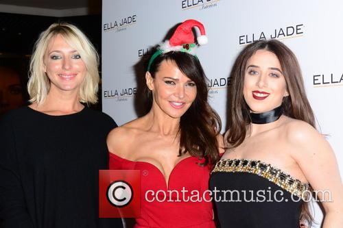 Ali Bastian, Lizzie Cundy and Ella Jade 4
