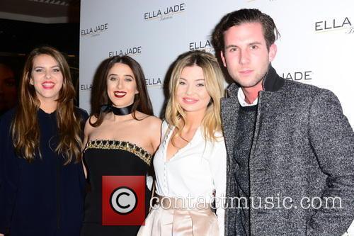 Millie Wilkinson, Ella Jade, Georgia Toffolo, Elliot Cross and ? 6