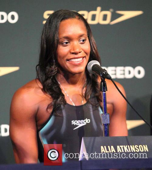 Alia Atkinson 2