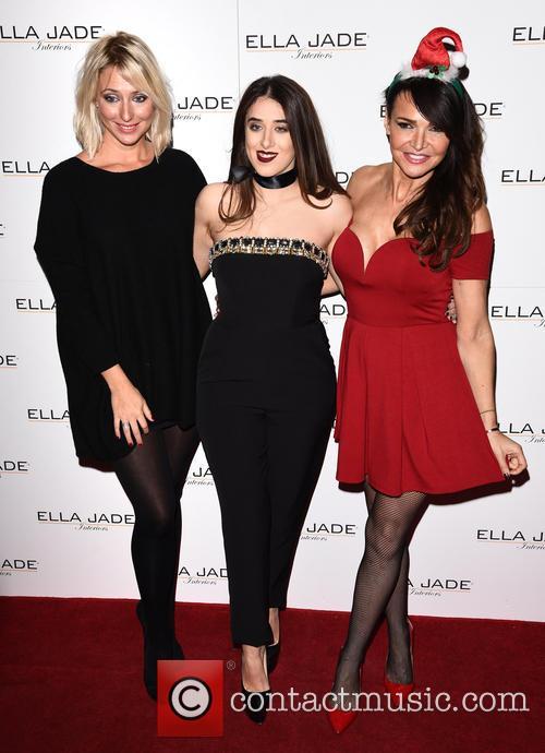 Ali Bastian, Ella Jade and Lizzie Cundy 1
