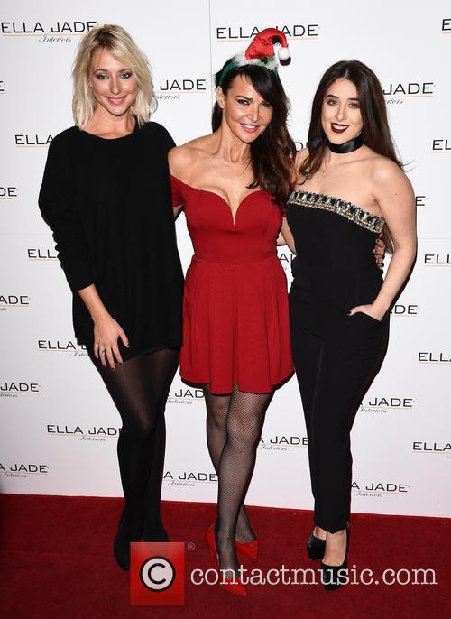 Ali Bastian, Lizzie Cundy and Ella Jade 2