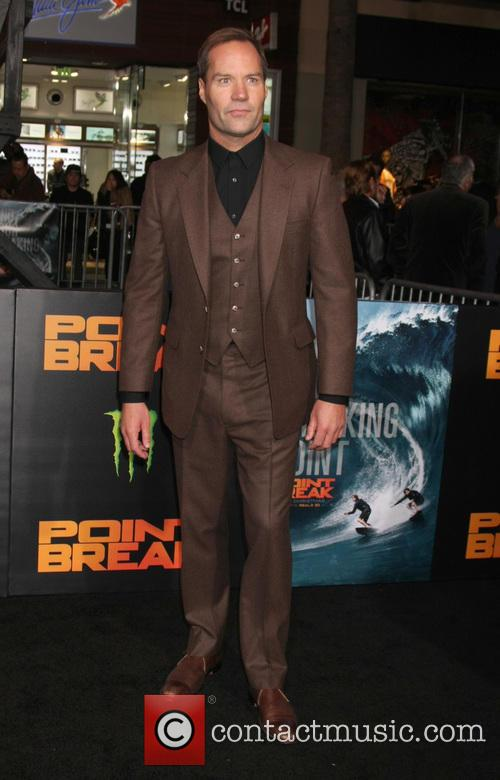 The Los Angeles premiere of 'Point Break'