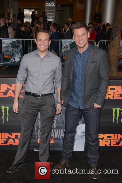 Matt Weiss and Theo Von 1