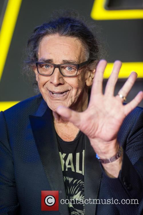 Peter Mayhew and Star Wars 1