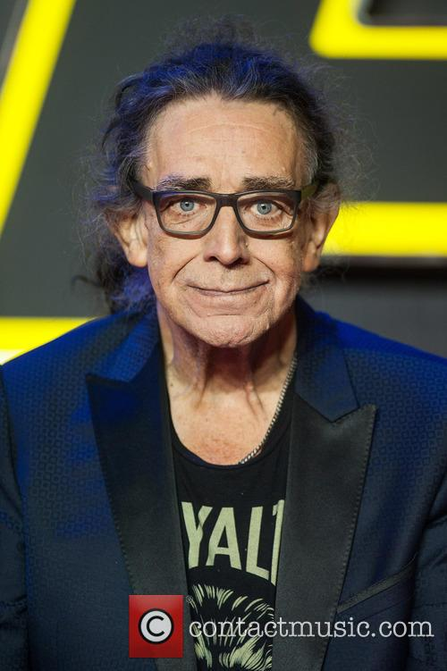 Peter Mayhew and Star Wars 3