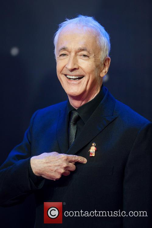 Anthony Daniels and Star Wars 8