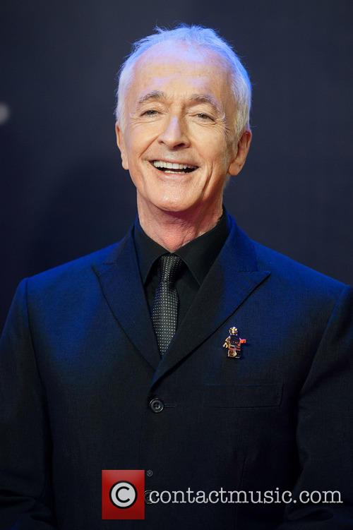 Anthony Daniels and Star Wars 9