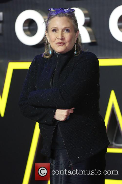 Carrie Fisher 8