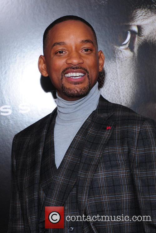 Will Smith Says 'Concussion' Was A 'Once In A Lifetime' Experience