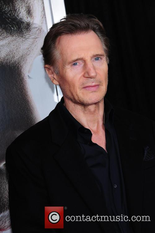 Liam Neeson: Andrew Garfield Is An 'Extraordinary' Actor