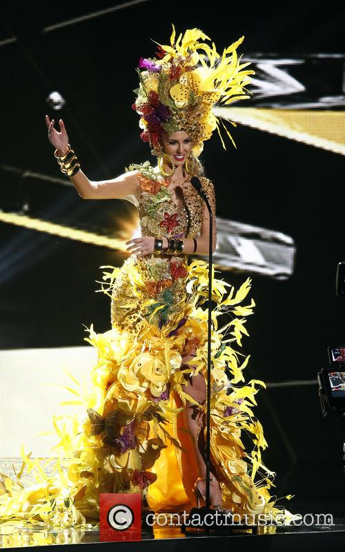Miss Universe 2015 National Costumes