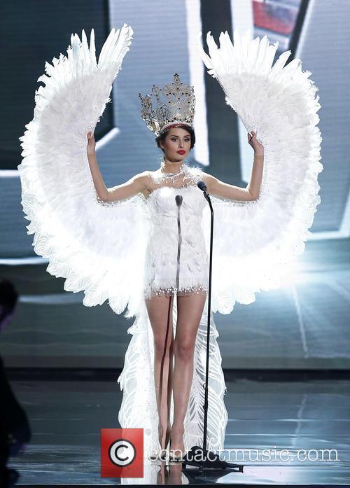 Miss Poland and Weronika Szmajdzinska 1