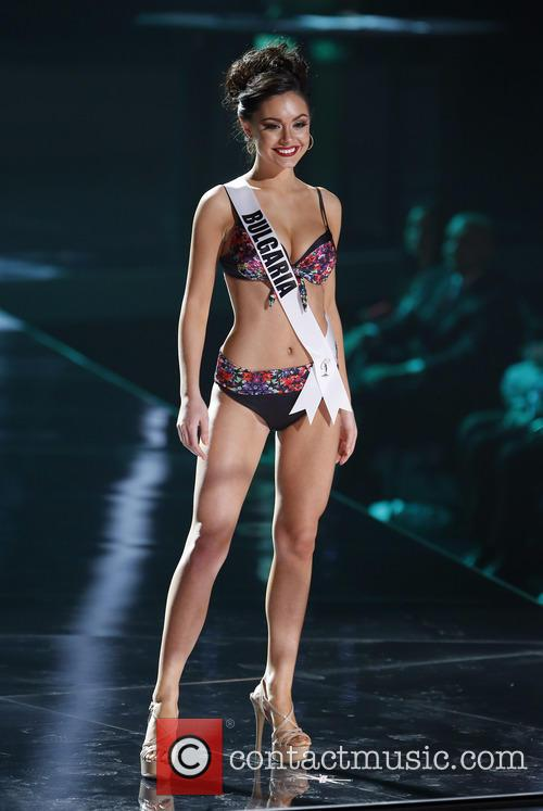 Miss Bulgaria and Radostina Borislavova Todorova 1