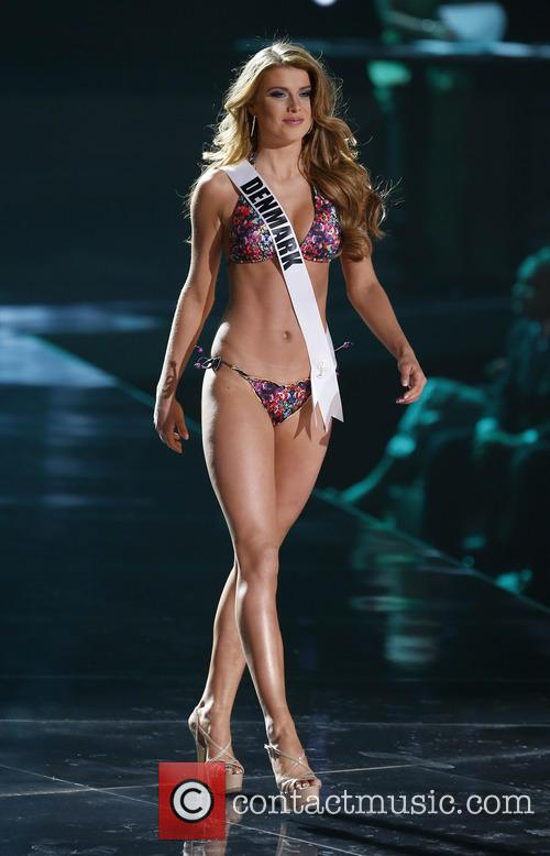 Miss Denmark and Cecilie Wellemberg 1