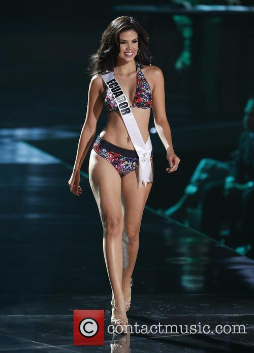 Miss Ecuador and Francesca Keyko Cipriani 1