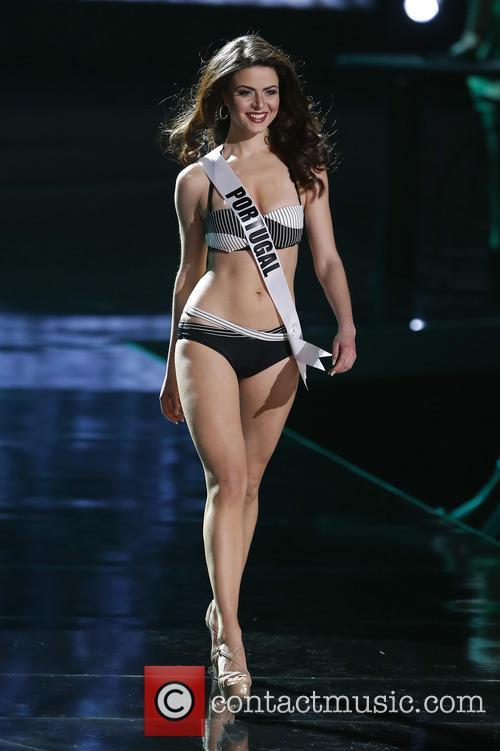 Miss Portugal and Emilia Araujo 1