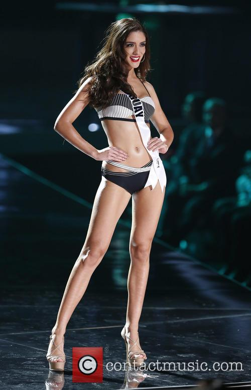 Miss Uruguay and Bianca Sanchez 1