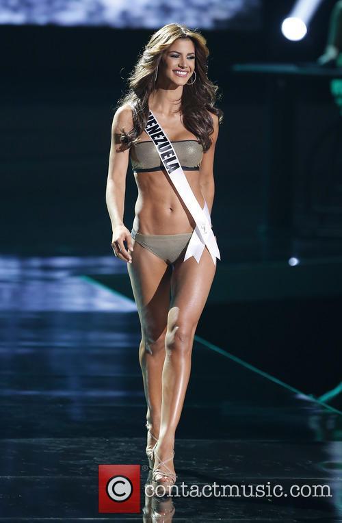 Miss Venezuela and Mariana Coromoto Jimenez 1