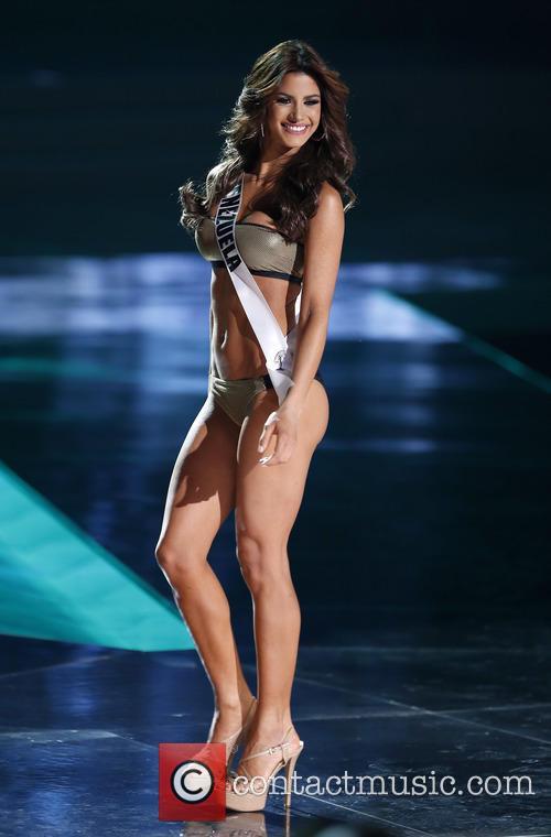 Miss Venezuela and Mariana Coromoto Jimenez 2