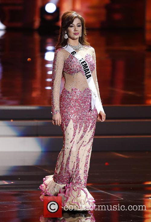 Miss Guatemala and Jeimmy Tahiz Aburto 2
