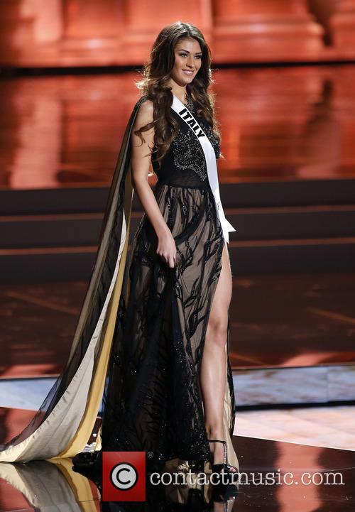 Miss Italy and Giada Pezzaioli 2