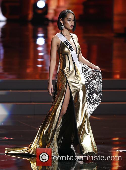 Miss Japan and Ariana Miyamoto 2