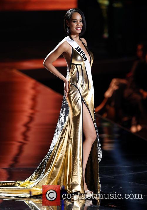 Miss Japan and Ariana Miyamoto 4