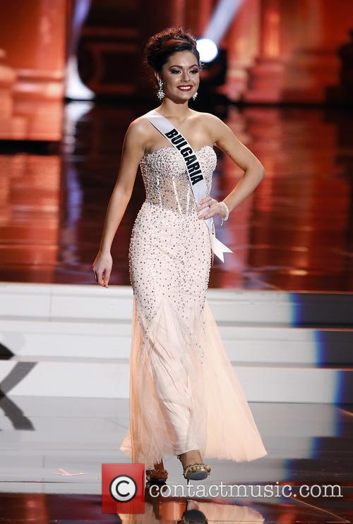 Miss Bulgaria and Radostina Borislavova Todorova 2