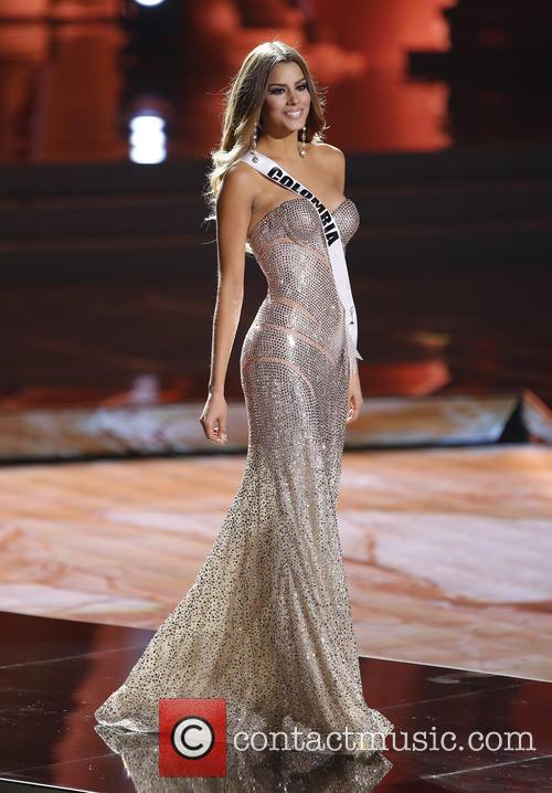 Miss Colombia and Ariadna Gutierrez Arevalo 8