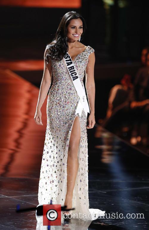 Miss Costa Rica and Brenda Castro 2