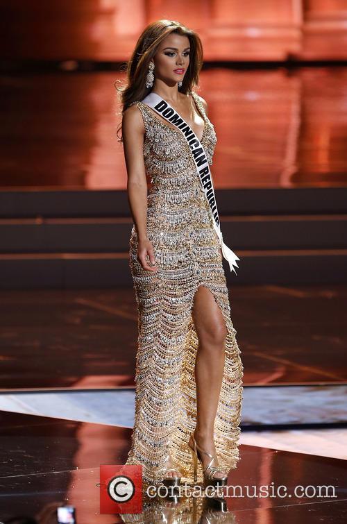 Miss Dominican Republic and Clarissa Molina 2