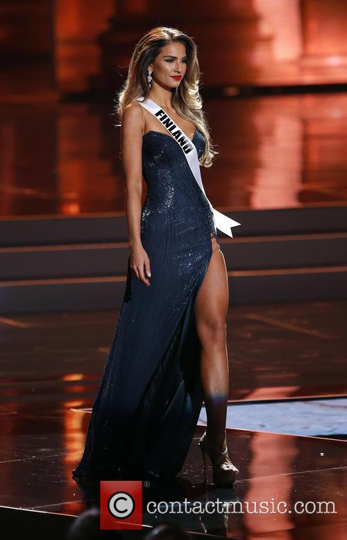 Miss Finland and Rosa-maria Ryyti 2