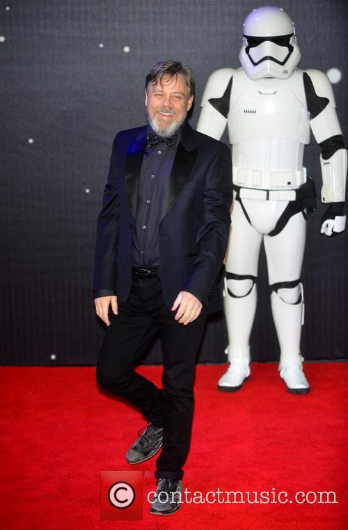 Mark Hamill stars in his first 'Star Wars' movie, 'A New Hope'