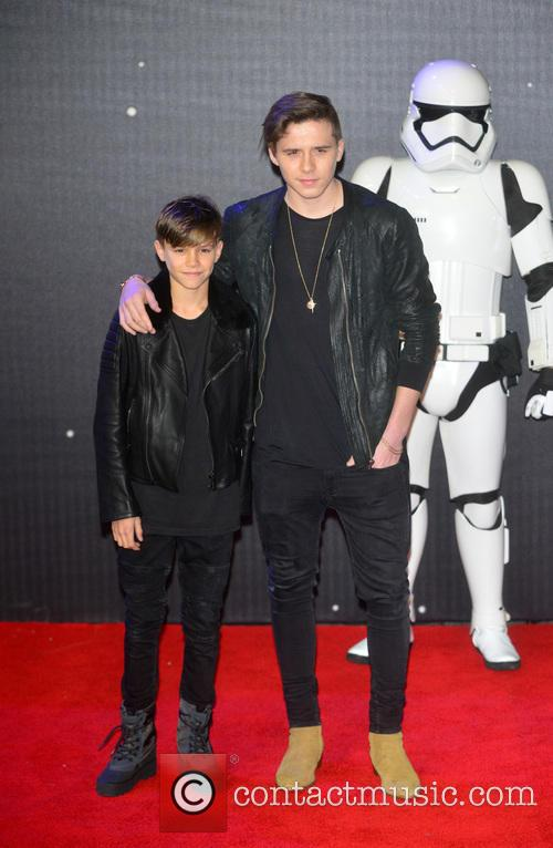 Star Wars, Romeo and Brooklyn Beckham 2