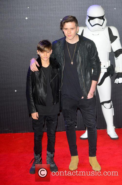 Star Wars, Romeo and Brooklyn Beckham 3