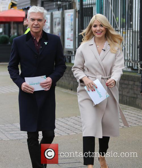 Holly Willoughby and Phillip Schofield 4