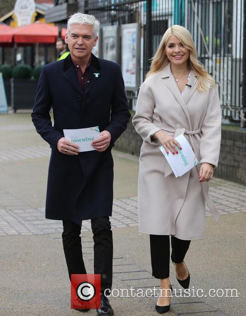 Holly Willoughby and Phillip Schofield 5