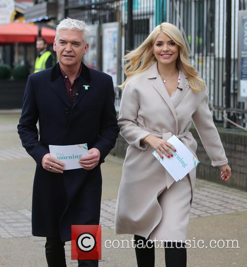 Holly Willoughby and Phillip Schofield 6