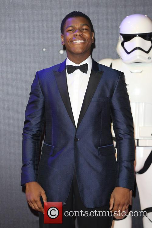 John Boyega's Friends Thought He Was Just An Extra In 'Star Wars:the Force Awakens'