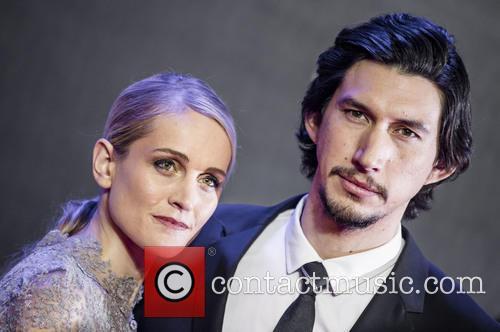 Adam Driver and Joanne Tucker 8