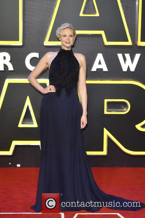 Gwendoline Christie and Star Wars 5