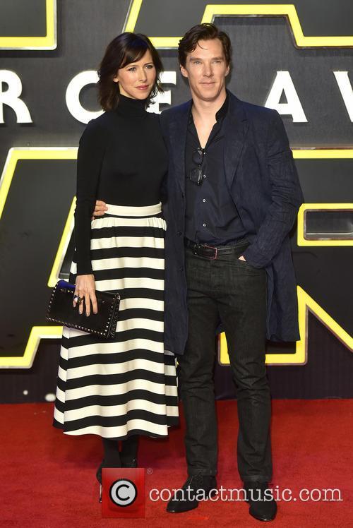 Sophie Hunter and Benedict Cumberbatch 5