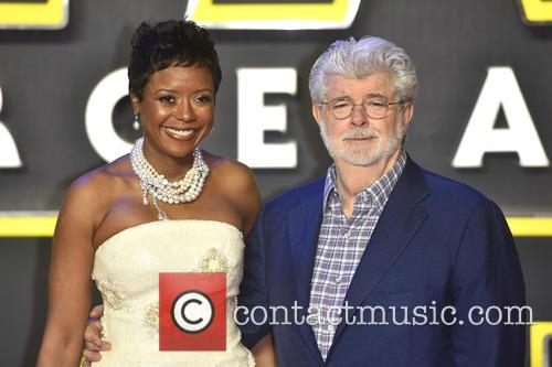 George Lucas and Mellody Hobson 10