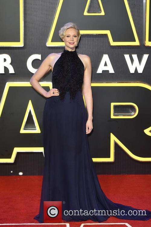 Gwendoline Christie and Star Wars 1