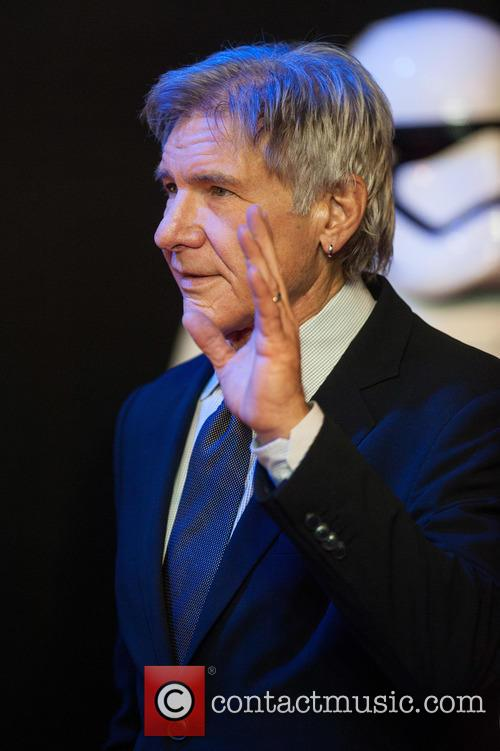 Harrison Ford and Star Wars 1