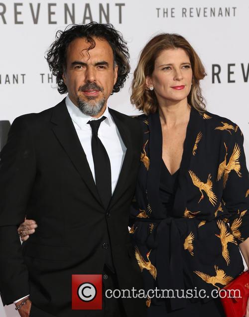 Alejandro Gonzalez Inarritu and Maria Eladia Hagerman 4