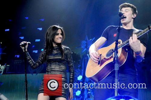 Camilla Cabello and Shawn Mendez 2